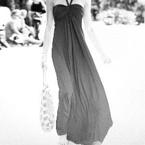 Black Maxi XS dress
